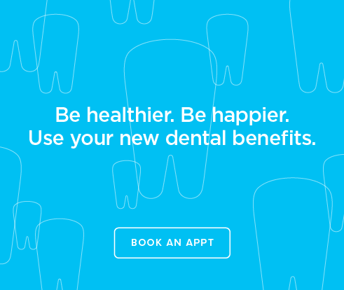 Be Heathier, Be Happier. Use your new dental benefits. - Oak Forest Dental Group and Orthodontics
